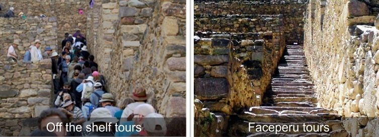 our tours are designed by experts that have traveled extensively throughout peru